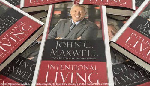 intentional living john c maxwell